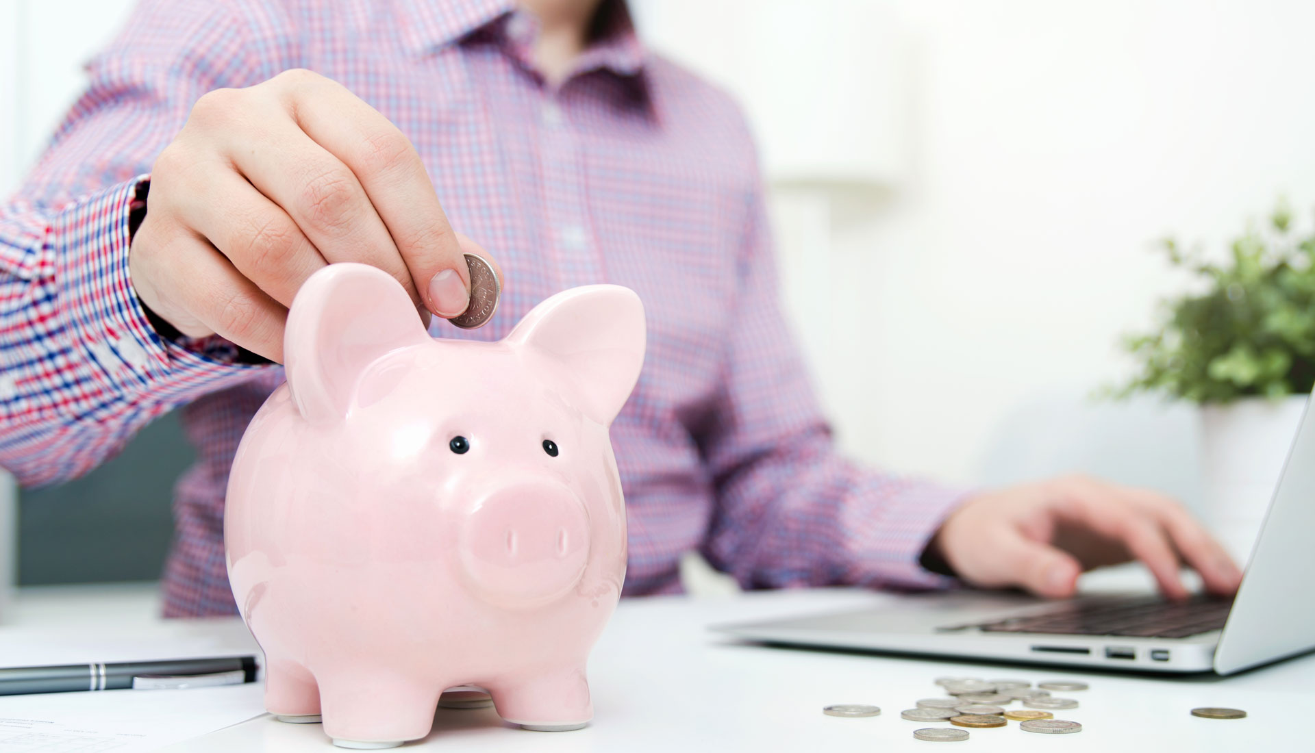 Savings Bank Accounts are like Working Desks, not Piggy Banks